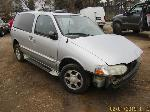 Lot: 11 - 2000 NISSAN QUEST VAN