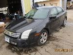 Lot: 12 - 2007 FORD FUSION - KEY / RUNS & DRIVES
