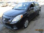 Lot: 16 - 2012 NISSAN VERSA - KEY / STARTS & RUNS