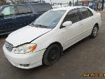 Lot: 17 - 2003 TOYOTA COROLLA - KEY / RUNS & DRIVES
