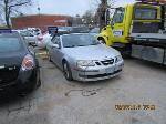 Lot: 21 - 2005 SAAB CONVERTIBLE - KEY / RUNS & DRIVES
