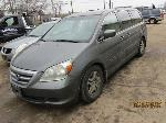 Lot: 24 - 2007 HONDA ODYSSEY VAN - KEY / STARTED