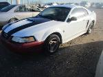 Lot: 09-227769 - 1999 FORD MUSTANG