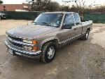 Lot: 7 - 1996 Chevrolet 1500 Pickup - KEY