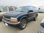 Lot: 0218-02 - 2000 CHEVROLET BLAZER SUV