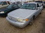 Lot: 16-143958 - 2002 Ford Crown Victoria