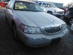 Lot: 09-653882C - 2003 LINCOLN TOWN CAR