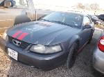 Lot: 14-654571C - 2002 FORD MUSTANG