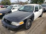 Lot: 19003 - 2011 FORD CROWN VICTORIA - KEY