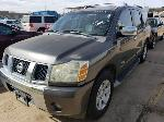 Lot: 19014 - 2005 NISSAN ARMADA SUV - KEY