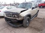 Lot: 1837 - 2001 FORD EXPLORER SUV - KEY
