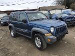 Lot: 09-S237175 - 2005 JEEP LIBERTY SUV - KEY