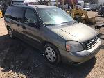 Lot: 6 - 2004 FORD FREESTAR VAN - KEY / RUNS & DRIVES