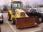 Lot: 640 - 2005 New Holland Tractor Loader Backhoe - Key