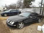 Lot: 39-B - 2001 MERCEDES-BENZ CL500 - KEY / STARTED