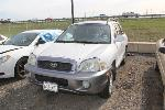 Lot: 63160.FWPD - 2002 HYUNDAI SANTA FE SUV