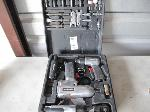 Lot: 197 - HUSKY IMPACT DRILL SET AND ATTACHEMENTS
