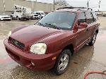 Lot: 10 - 2002 Hyundai Sante Fe SUV