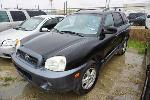 Lot: 08-60082 - 2003 Hyundai Santa Fe SUV