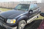 Lot: 4.PD - 2001 Ford Explorer Sport Trac Pickup