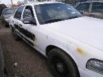 Lot: 21 - 2008 FORD CROWN VICTORIA