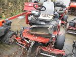 Lot: 106 - EQUIP 308908 - 2003 Toro Greensmaster Riding Mower