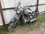 Lot: 491 - 1994 KAWASAKI VN750 MOTORCYCLE