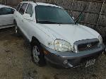 Lot: 15-656447C - 2003 HYUNDAI SANTA FE SUV