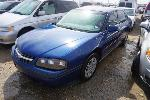 Lot: 04-145809 - 2005 Chevrolet Impala - Key / Runs & Drives