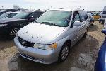 Lot: 05-146825 - 2002 Honda Odyssey Van - Key / Runs & Drives