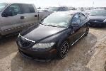 Lot: 10-141038 - 2004 Mazda 6 - Key / Runs & Drives