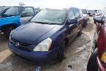 Lot: 18-146746 - 2006 Kia Sedona Van- Key / Runs & Drives