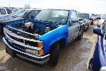 Lot: 19-138246 - 1991 Chevrolet C1500 Pickup