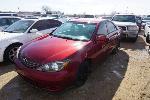 Lot: 23-141055 - 2003 Toyota Camry - Key / Runs & Drives