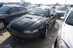 Lot: 26-144136 - 2000 Ford Mustang - Key