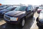 Lot: 28-138683 - 2004 Jeep Grand Cherokee SUV - Key