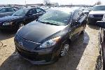 Lot: 29-142383 - 2012 Mazda 3 - Key