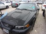 Lot: 123-50227C - 2000 FORD MUSTANG