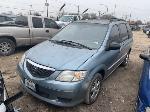 Lot: 1595 - 2002 Mazda MPV Van - Key