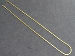 Lot: 6840 - 14K NECKLACE