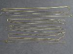 Lot: 6841 - 14K & GOLD FILLED CHAINS
