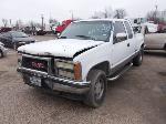 Lot: 1680 - 1993 GMC 1500 PICKUP