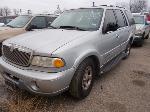 Lot: 1757 - 2000 LINCOLN NAVIGATOR SUV - KEY / STARTED