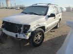 Lot: 04-710546 - 2001 JEEP GRAND CHEROKEE SUV