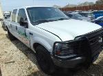 Lot: B1 - 2004 FORD F250SD LARIAT PICKUP TRUCK - KEY / STARTED