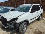 Lot: B8120508 - 2003 HONDA CR-V LX SUV - KEY