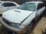 Lot: B9020374 - 1999 SUBARU OUTBACK - KEY / STARTED