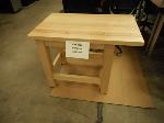 Lot: 3026 - WOOD TABLE