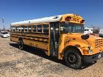 Lot: 1 - 1998 International Bluebird Bus - Key / Starts & Drives