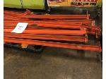 Lot: 6224 - Pallet of 9-ft Metal Beams